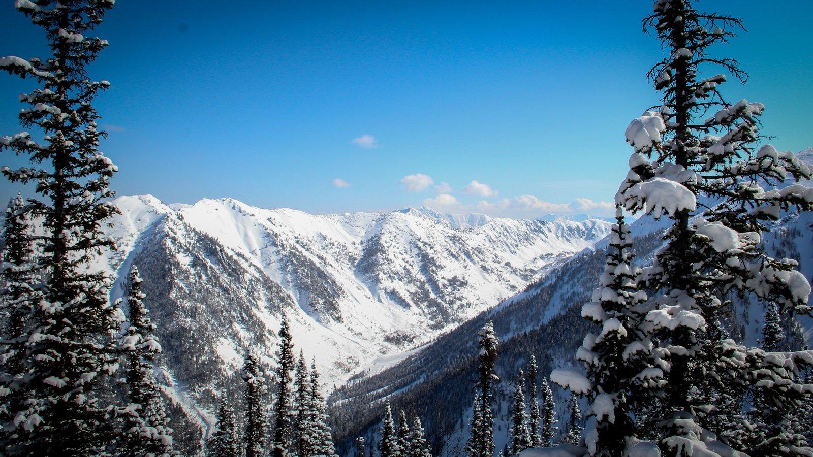 Mamay mountain in Siberia