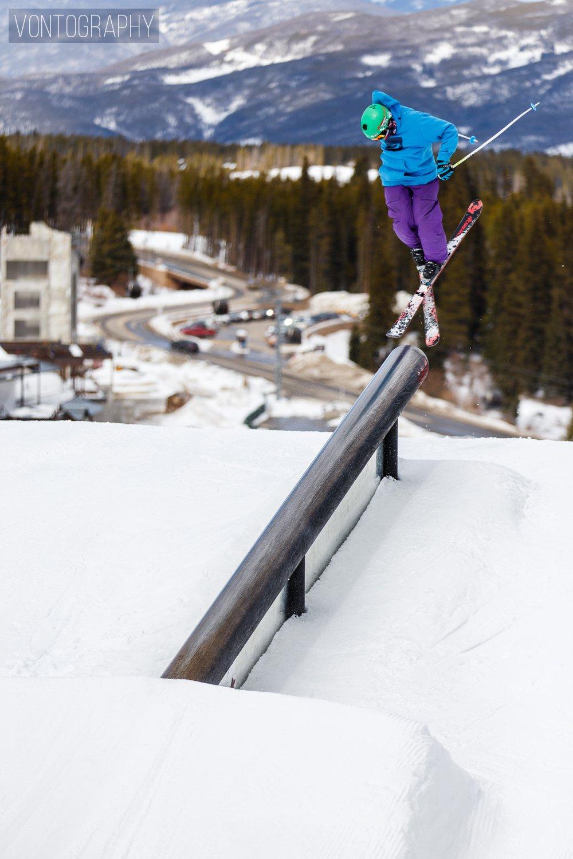 Up rail