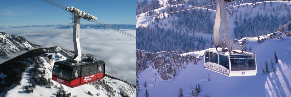 Mountain Showdown Monday: Jackson Hole VS. Squaw Valley