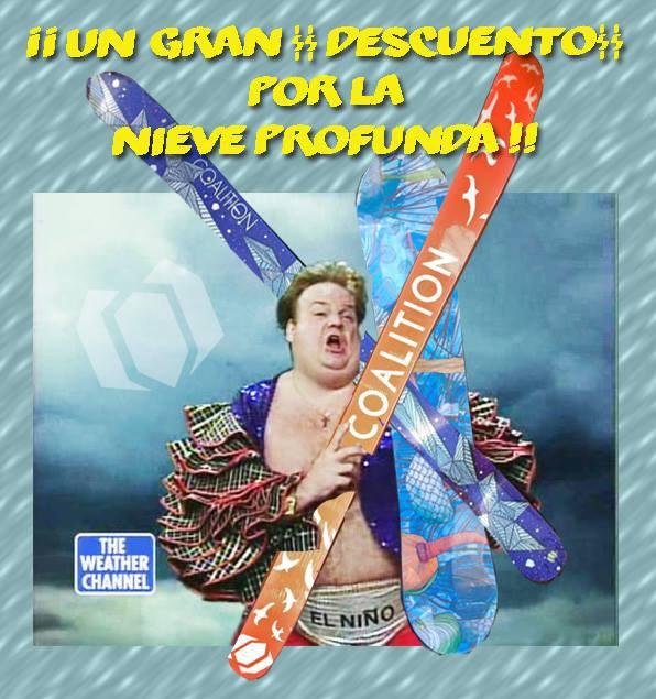 It's an El Nino Fiesta!