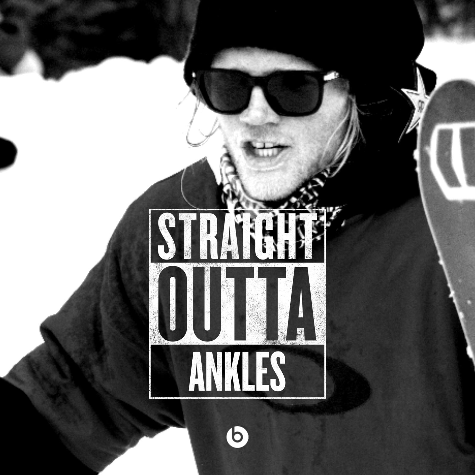 Straight Outta Ankles