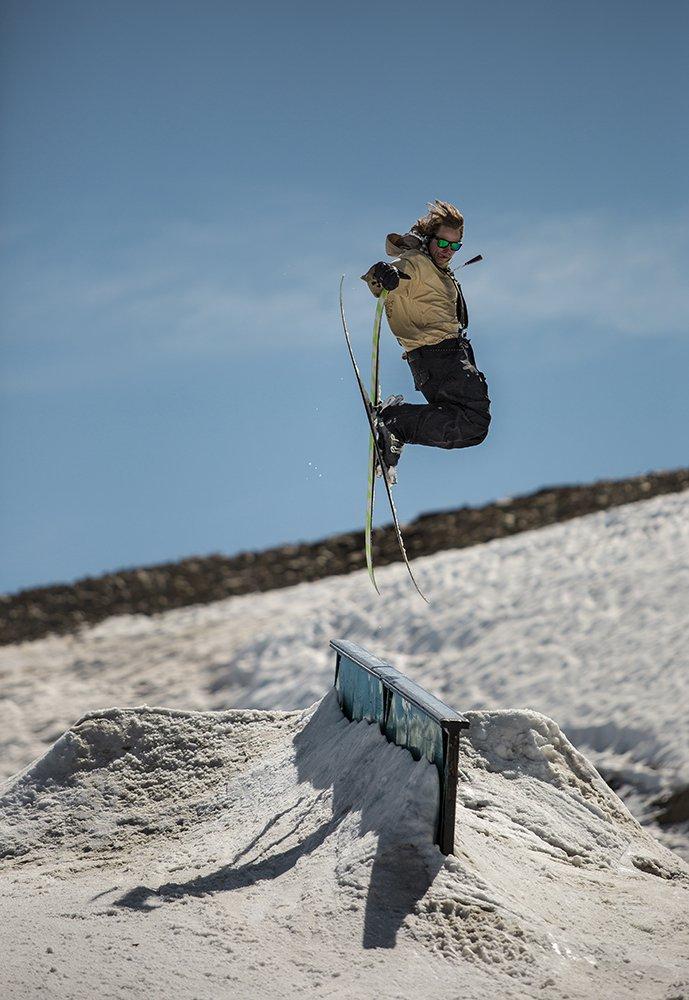 Magnus Graner gap to downrail