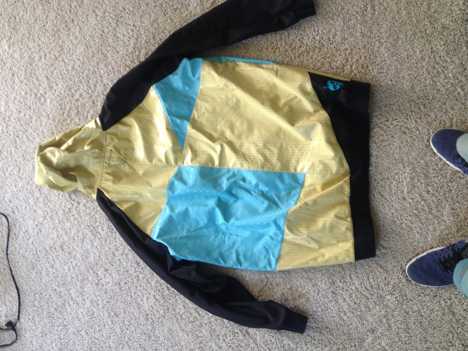 Line ski jacket