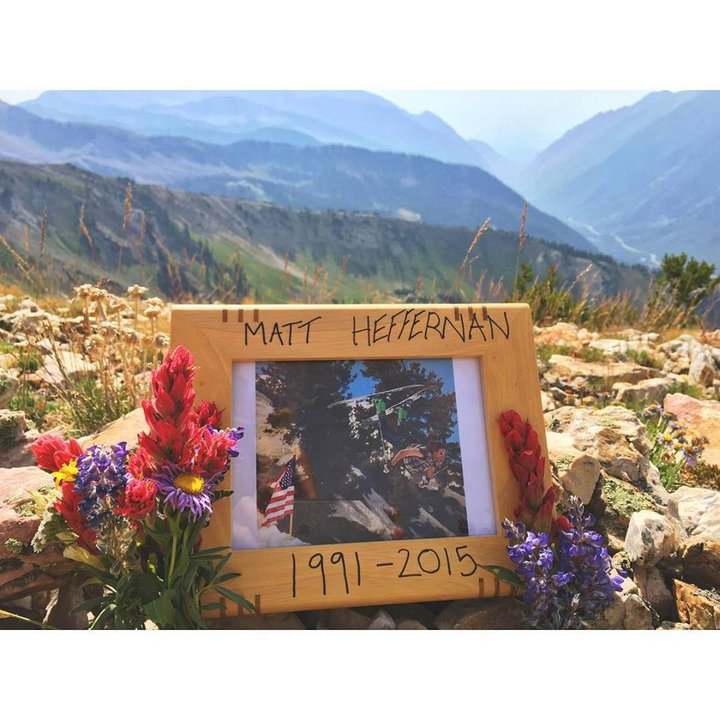 Goodbye to a Friend: Matt Heffernan RIP