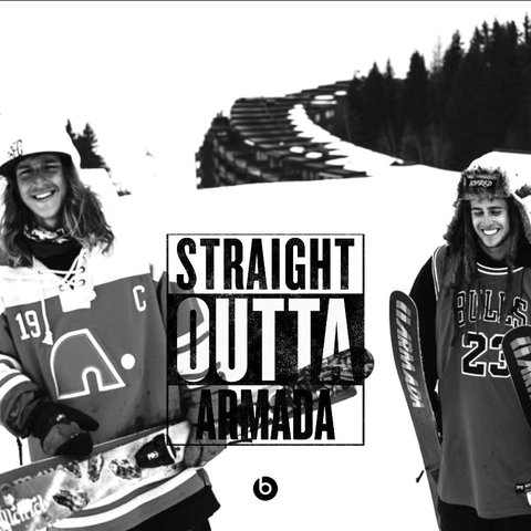straight outta armada