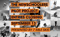 The Pilot Project: Make a Video, Win $$$! Presented by 7Mile Skis