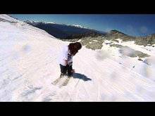 Few Clips from my summer on Whistler Glacier