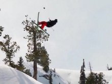 Adam Delorme - Double backflip compilation