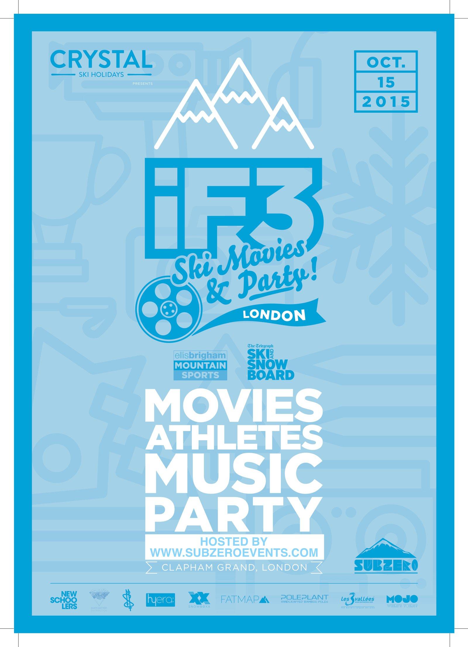 iF3 London 2015