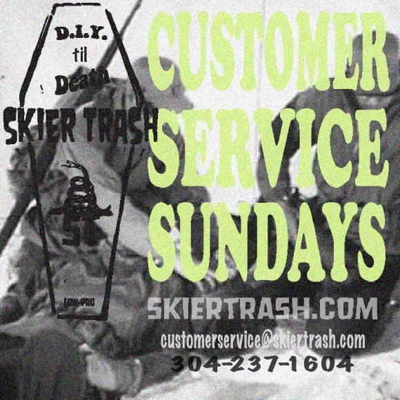 Customer Service Sundays