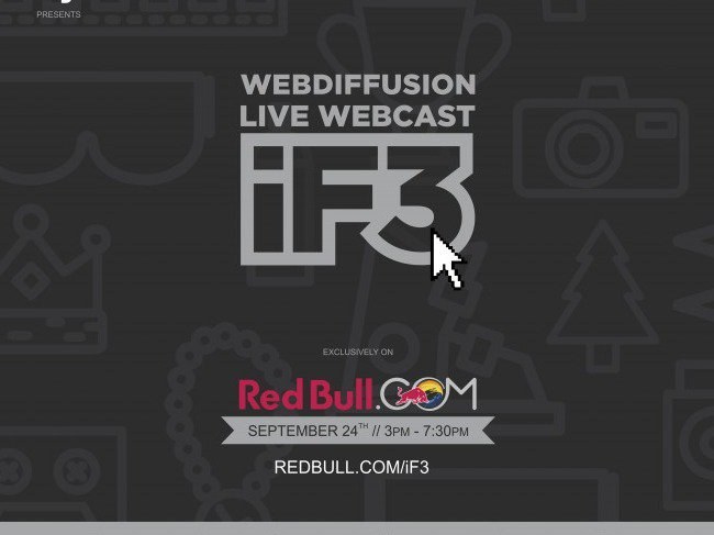The Ultimate Guide to the 2015 iF3 Redbull Webcast