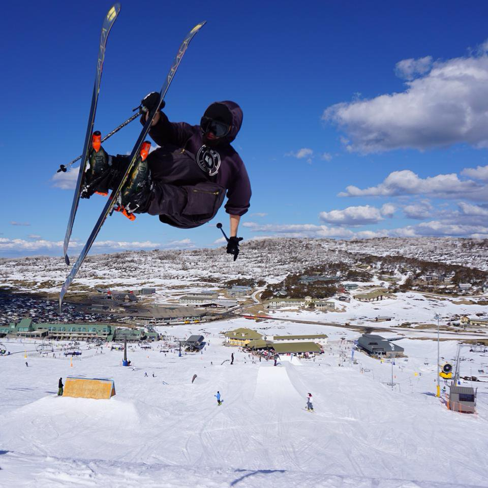 Fun in Perisher - Rod 5