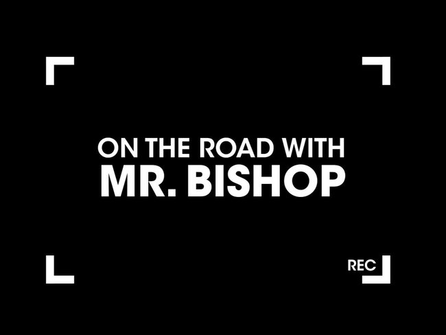 On The Road With Mr.Bishop S2E1 IF3