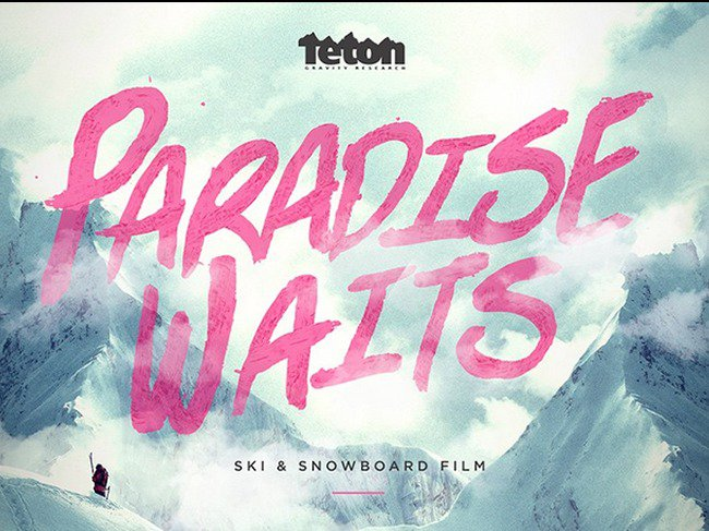 iF3 Movies: Teton Gravity Research - Paradise Waits