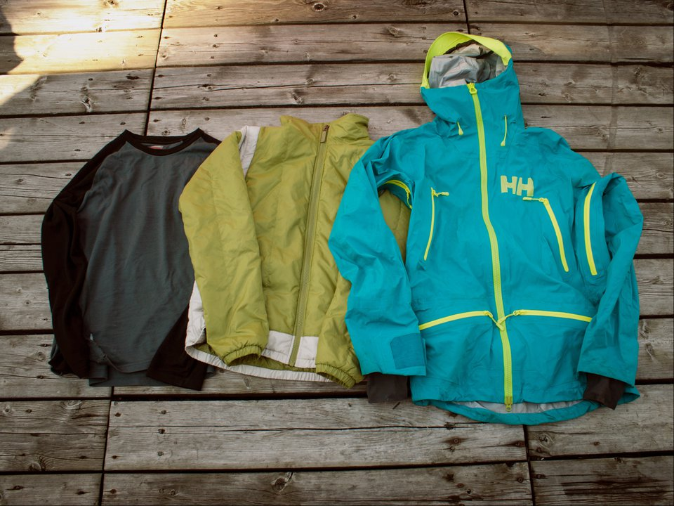 The Ultimate Guide to Layering ft the 2016 Helly Hansen Ullr Outerwear