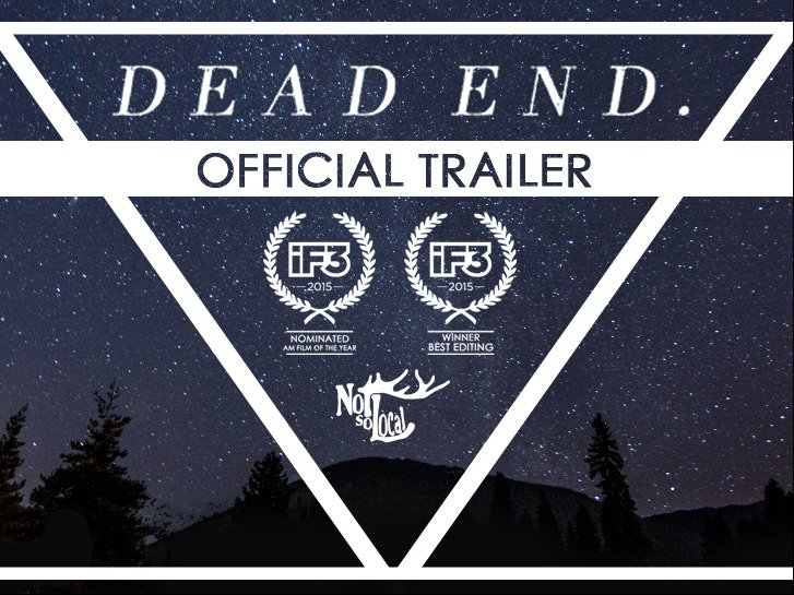 Dead End. - OFFICIAL TRAILER