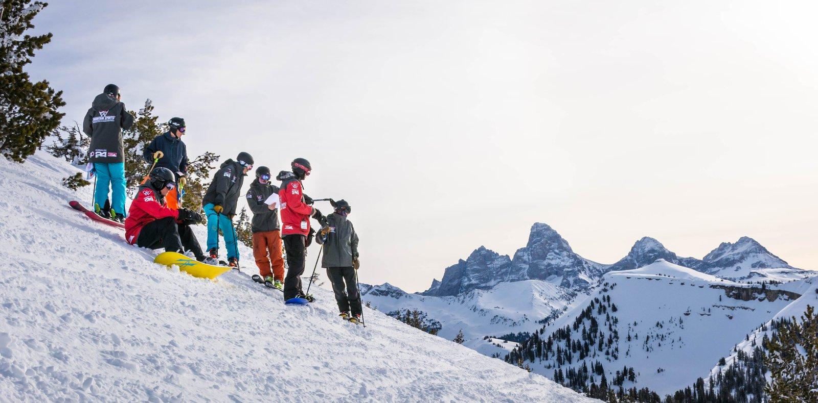 Western State Colorado University Big Mountain Team