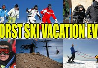Worst Ski Vacation Ever   FORECAST SKI MAGAZINE