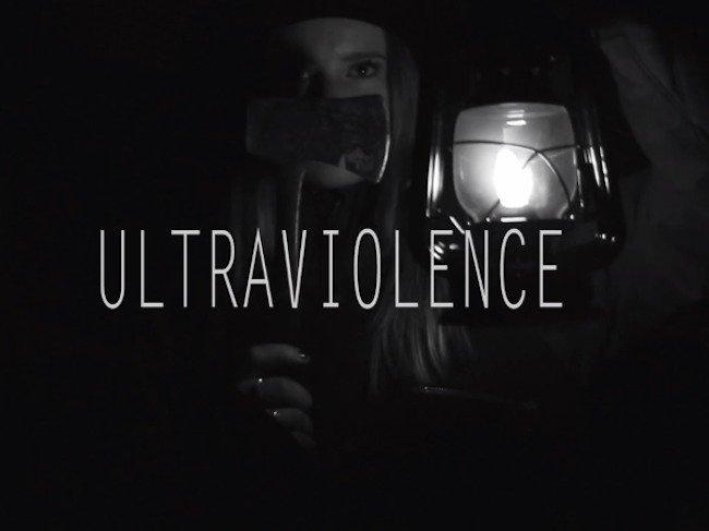 """Presenting Brooke Potter's """"Ultraviolence"""""""