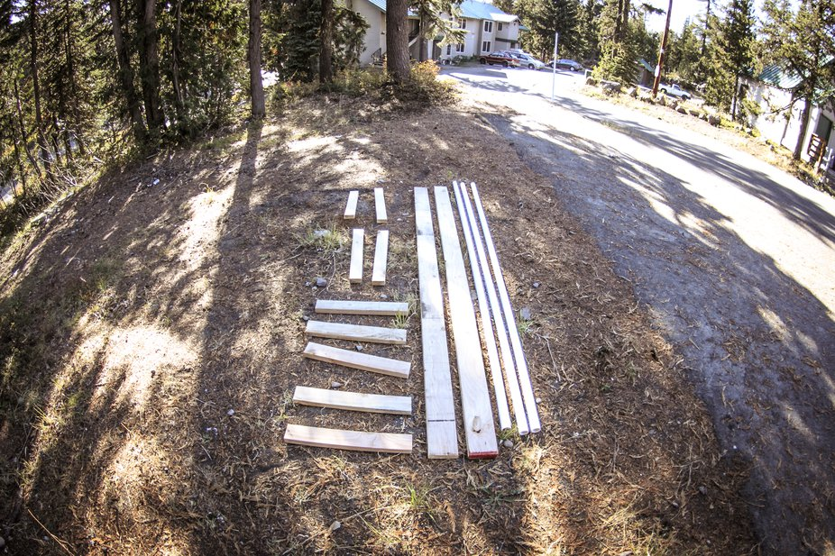 Wise Wizard: How To Build A Backyard Rail.