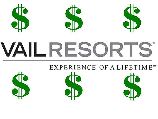 Vail Resorts Makes $1.4 Billion in 2015