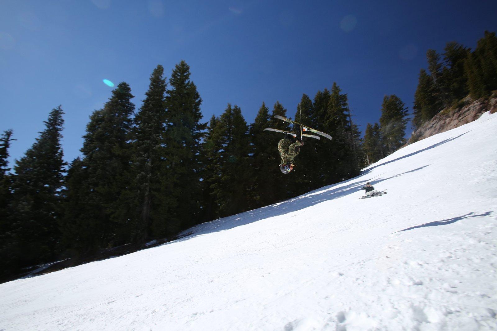 Side trail Backie