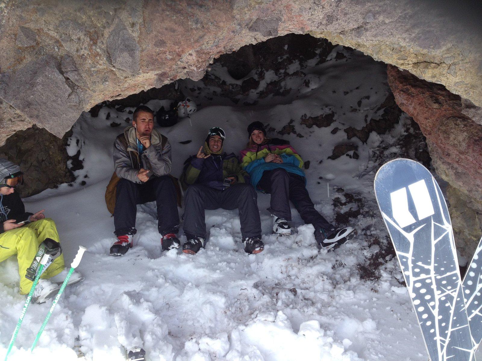 Cave Chillin