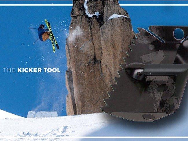 Shovel Innovation: The Kicker Tool