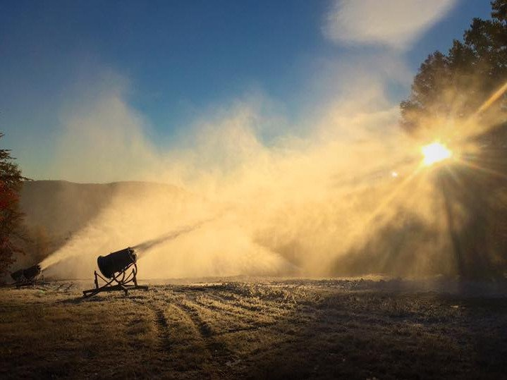 An Inside Look: Snow Making