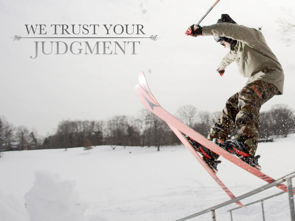 "Watch The Coterie's ""We Trust Your Judgment"" Now!"