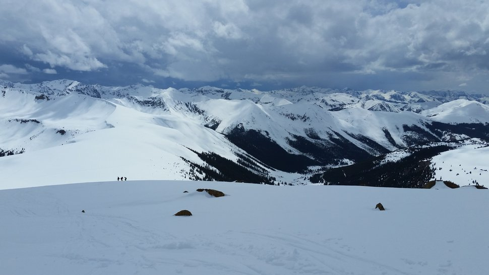 Independence Pass Opening Day 2015