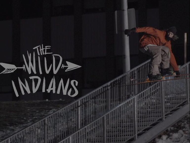The Wild Indians - ABM & B-Mile