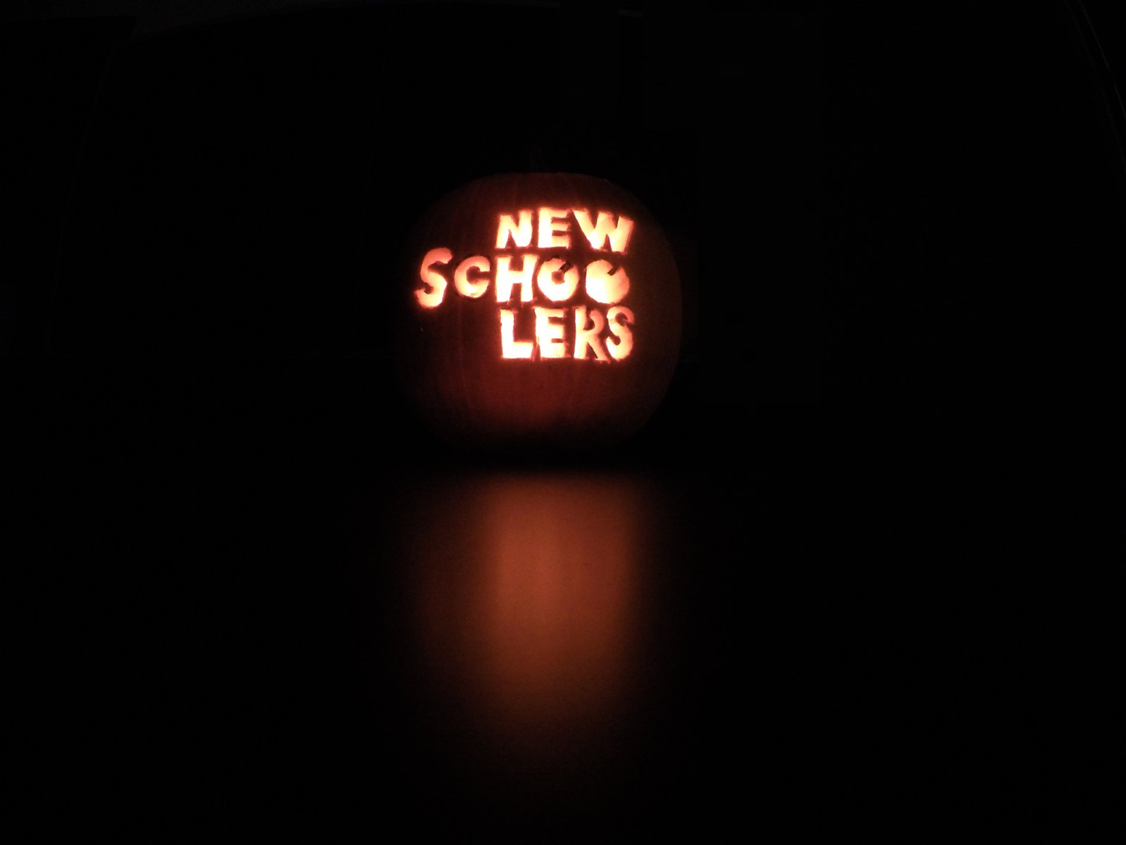 Newschoolers Pumpkin