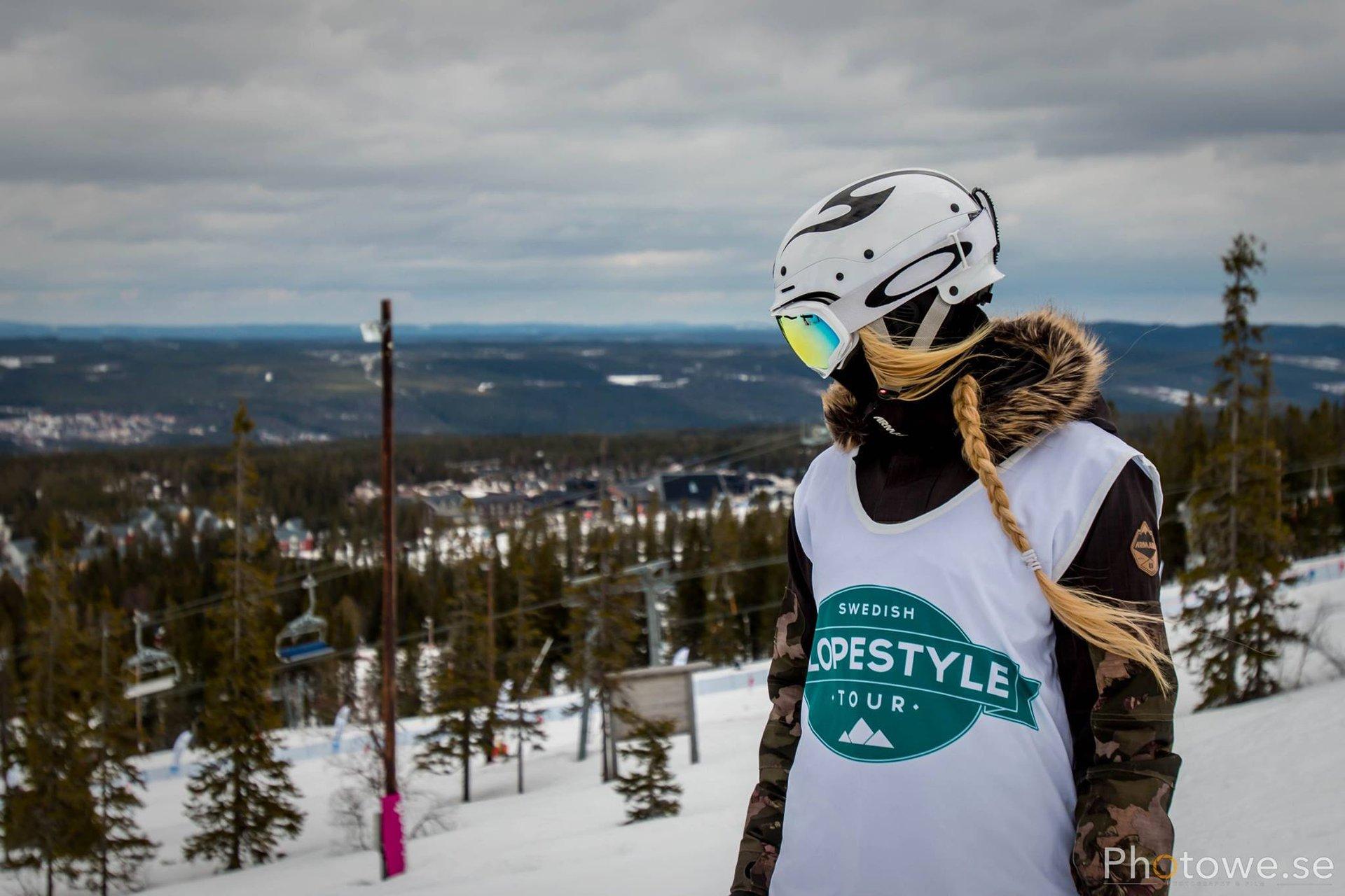 Swedish slopestyle tour