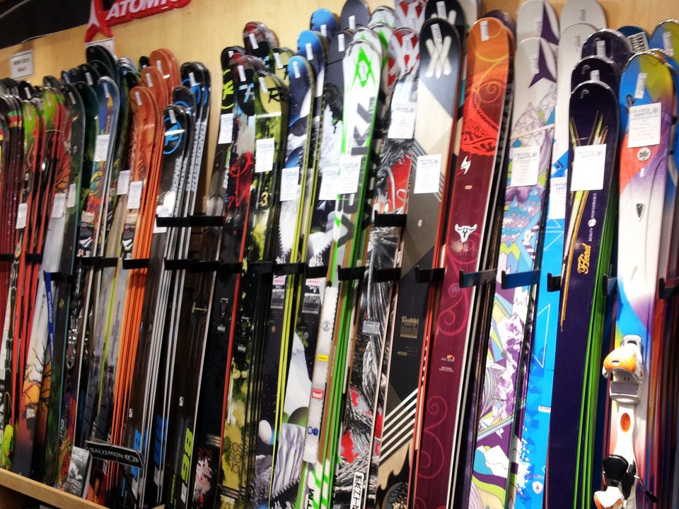 Black Friday Ski Deals  2015