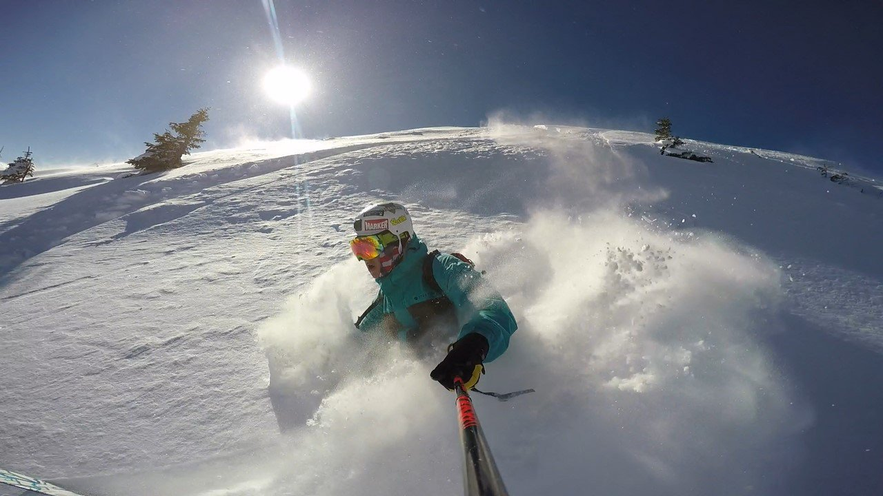 Deep Wolf Creek Powder