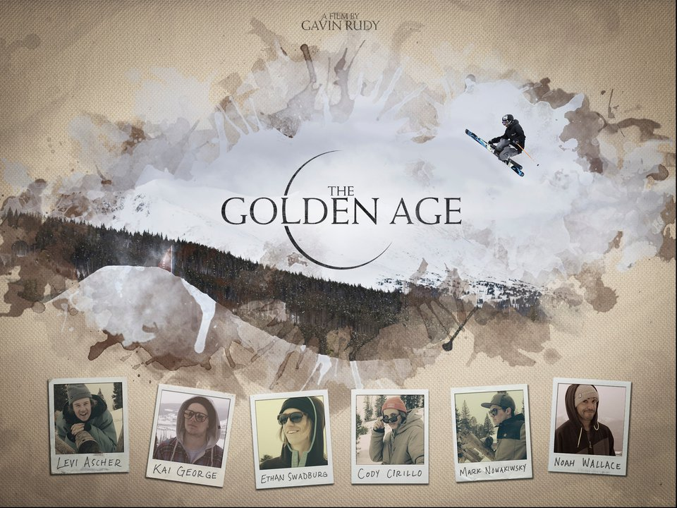 "Gavin Rudy presents ""The Golden Age"""