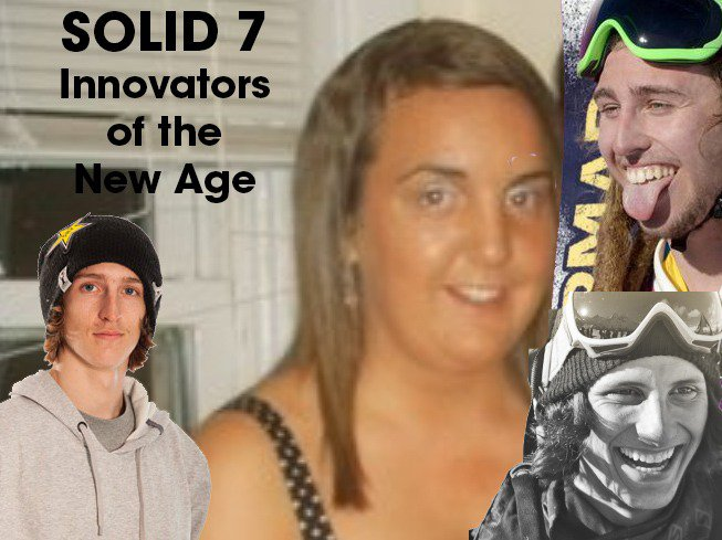 Solid 7: New Age Innovators