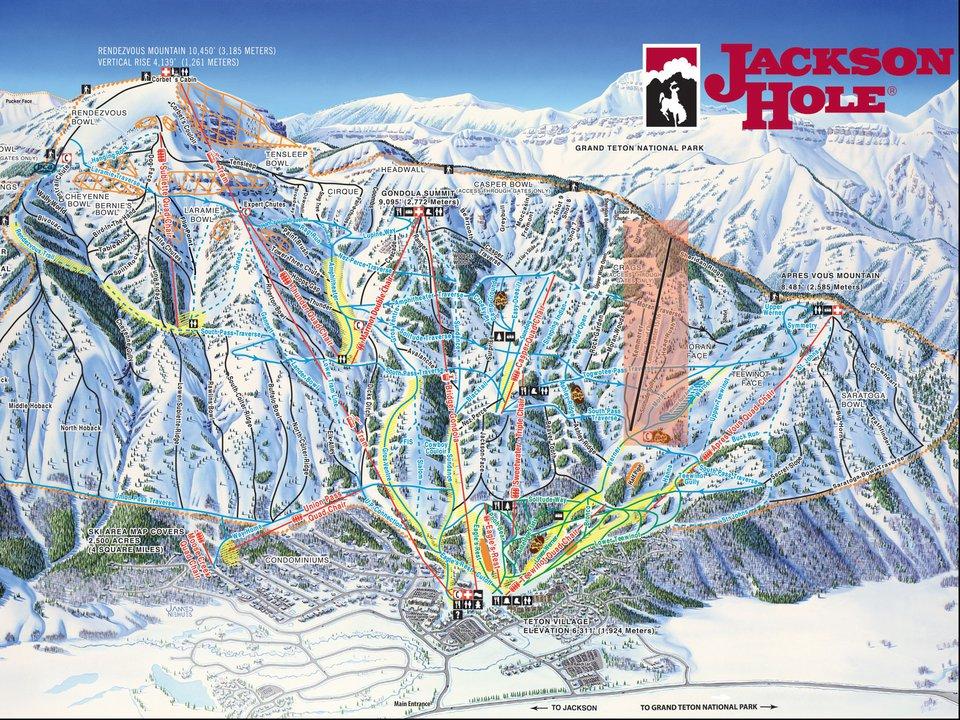 New Teton Lift at Jackson Hole Opens December 19th
