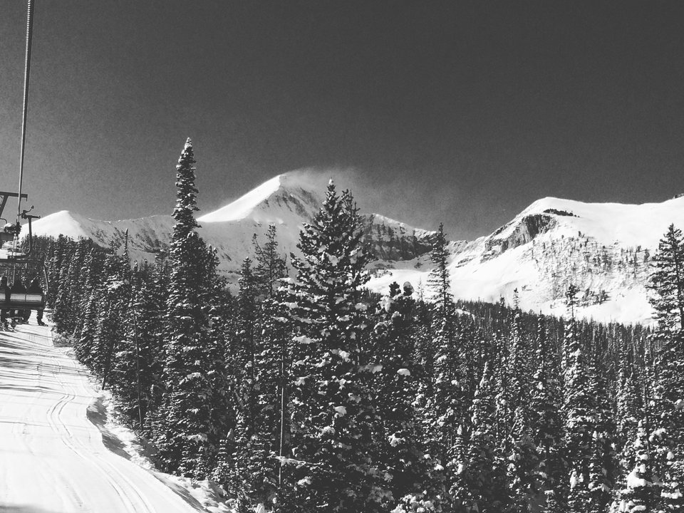 Big Sky Opened for One Day and it was Awesome