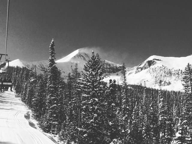 Big Sky Opening Day