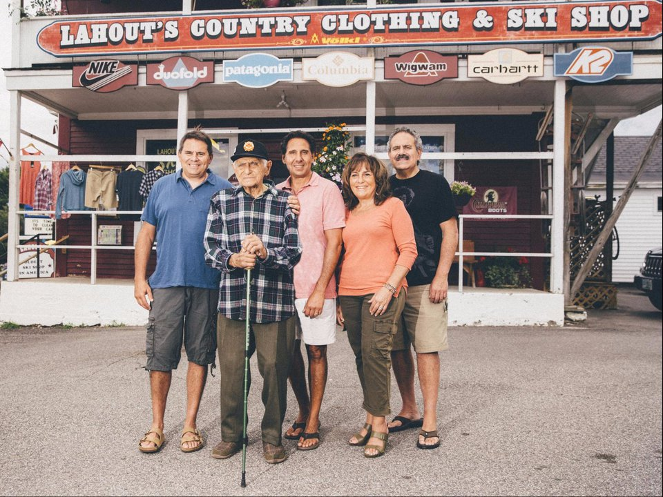 Joe Lahout & America's Oldest Ski Shop