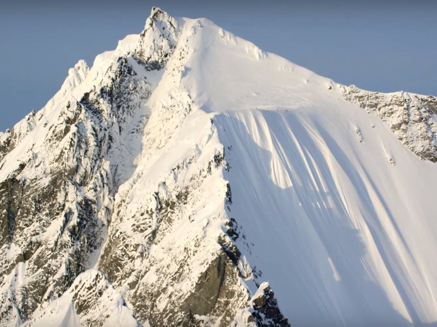 Ian McIntosh's 1,600ft Crash on Good Morning America
