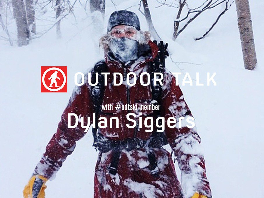 Outdoor Talk: Dylan Siggers