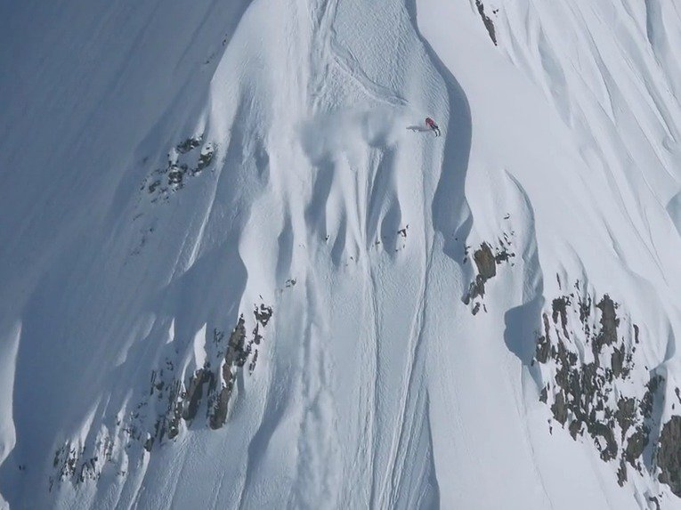 The Story of A Skier's Hardships & Triumphs