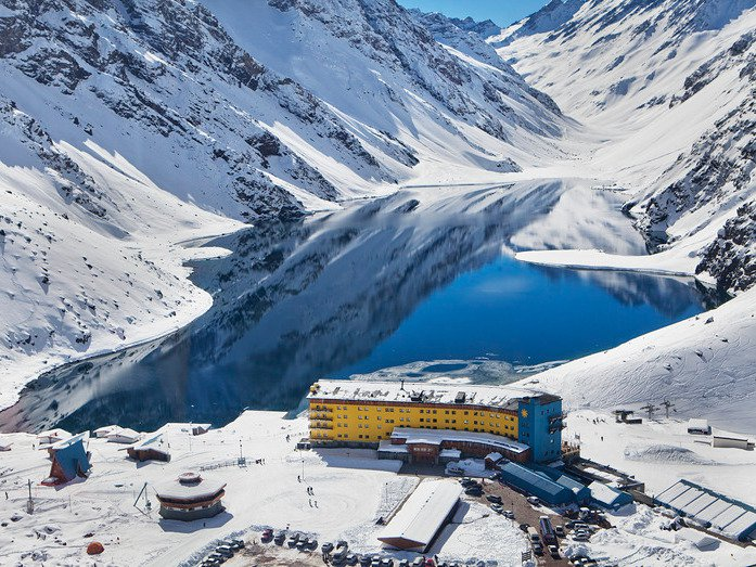 South American Ski Resorts Got Hammered In 2015