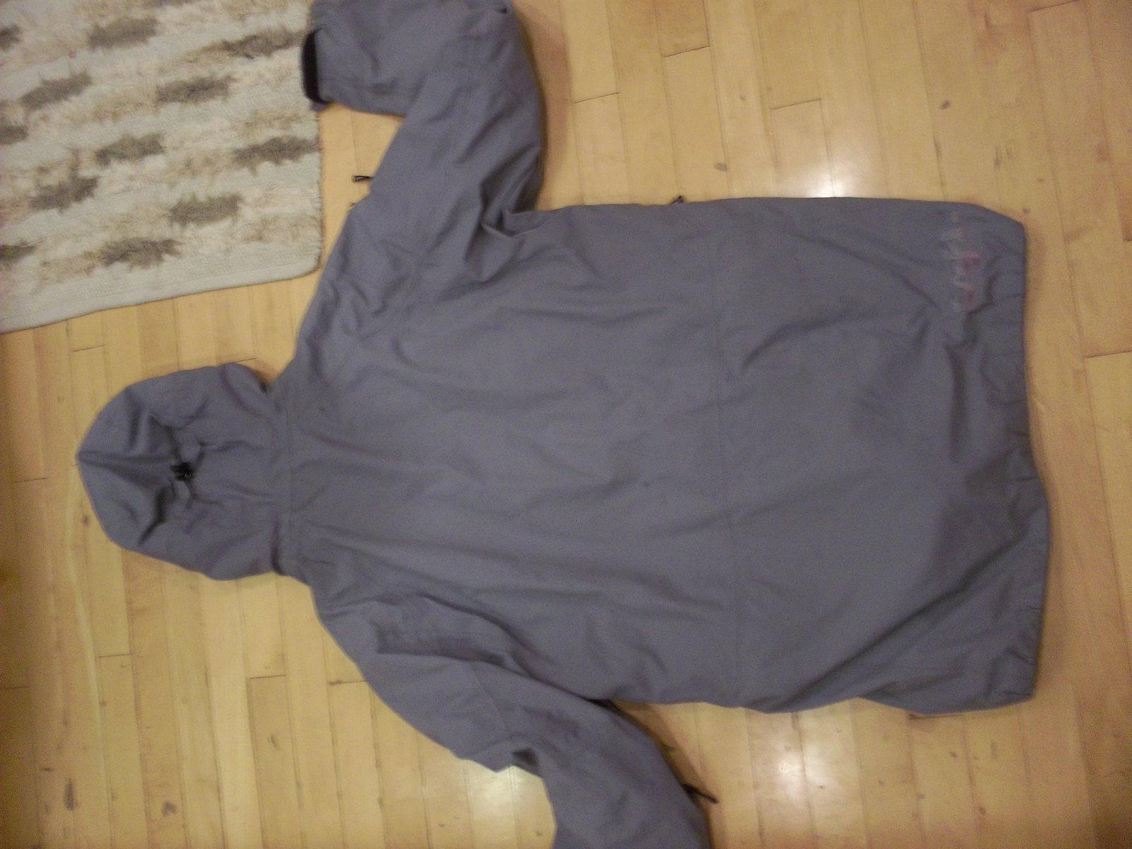 original XL saga jacket