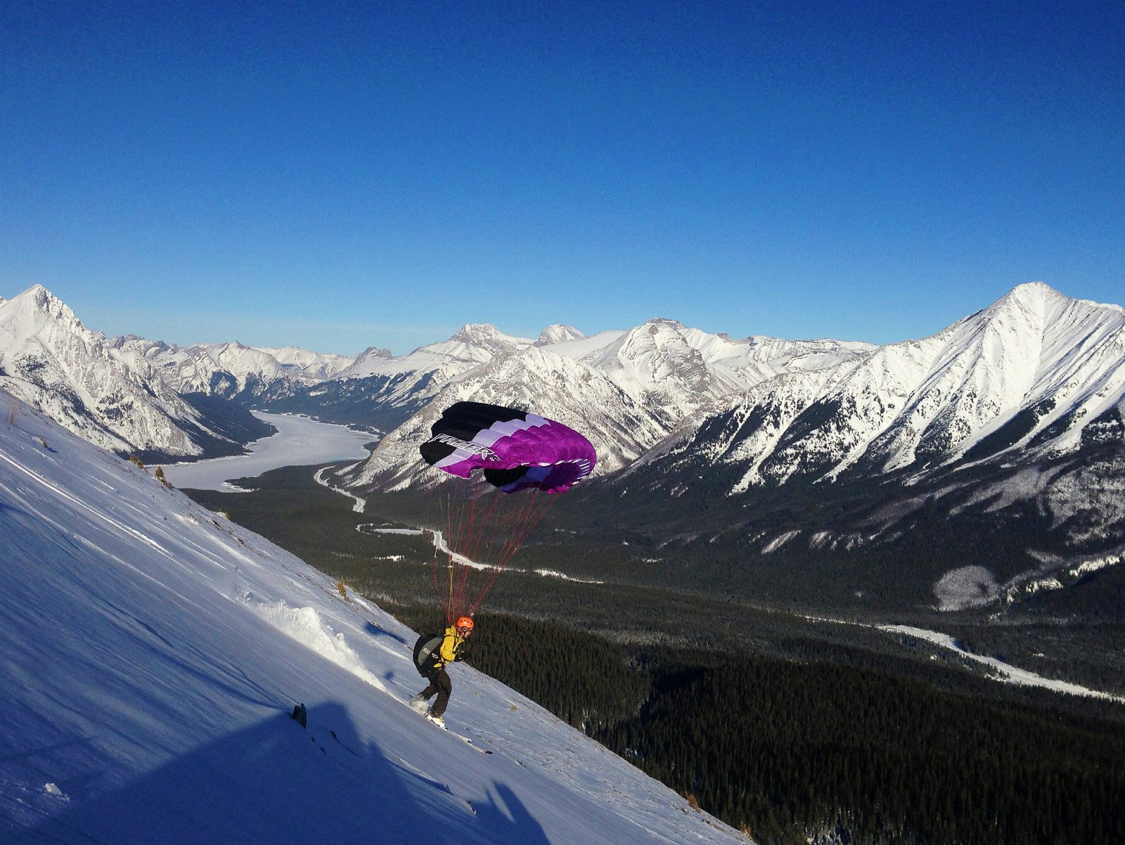 The most fun you can have with your skis on