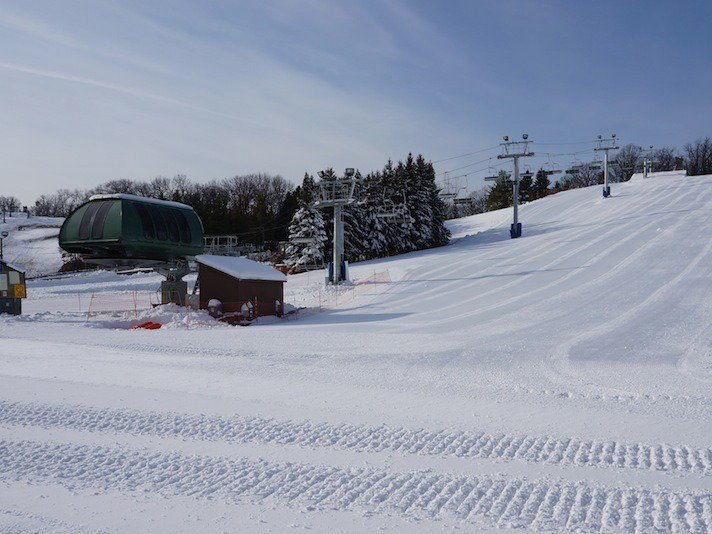 Hyland Ski and Snowboard Area Sets World Record