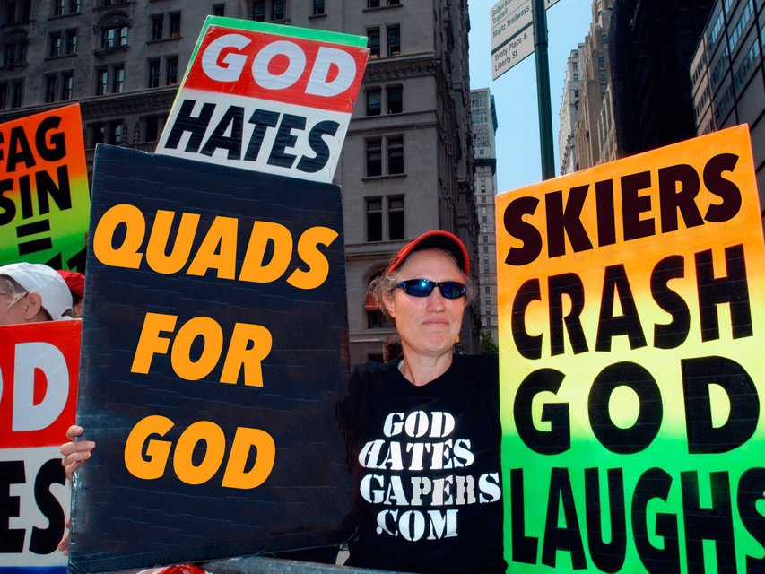 Westboro Baptist Church to Protest Dew Tour- Radical Radish